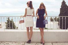 Louis Vuitton Spring / Summer 2013  http://luxworldwide.com/magazine/fashion/louis-vuitton-an-iconic-emblem/