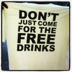 This was a giveaway t-shirt at Marc Jacobs' Fashion's Night Out event last night. We hope at least the wine was good even if it was free! http://grapefriend.com/2012/09/07/fashions-night-out-marc-jacobs-drinks-wine/#