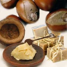 NATURAL SHEA BUTTER Melt and Pour Soap