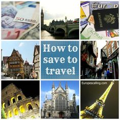 How to save to trave