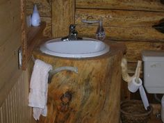 unusual log cabin furniture - Bing Images