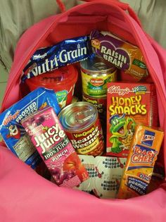 Nonperishable food items food item, nonperish food