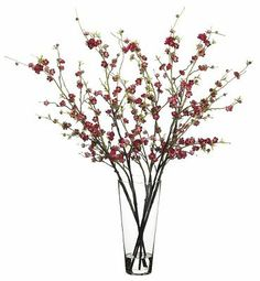 Have you ever been to the National #CherryBlossom Festival in Washington, D.C.?  It's stunning.  If you can't make it, style this #havertys Cherry Blossom Floral in your space for a #spring look.