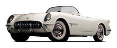 1953 Experimental Prototype EX122 GM Motorama Corvette - The World's Oldest Corvette.