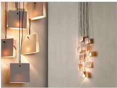 Awesome wall lighting.