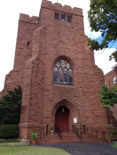 St. Stephen's Episcopal Church, Pittsfield, Mass. #Berkshires