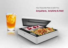 self-heating lunchbox
