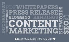 Content Marketing Strategy is the New SEO - /@Ber|Art Visual Design V.O.F. - #SEO