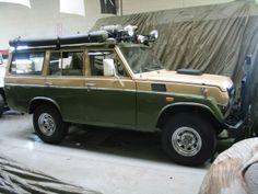 land cruiser expedition vehicle   FJ40, FJ45 & FJ55 Toyota Land Cruisers, Land Rovers and Unimogs Call ...