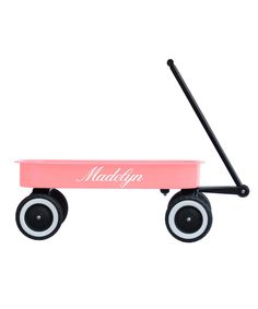 Pink Personalized Tot Wagon by Morgan Cycle on #zulily