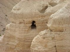 Original manuscripts of the Hebrew Bible, the ancient Dead Sea Scrolls, were discovered in the caves of Qumran.