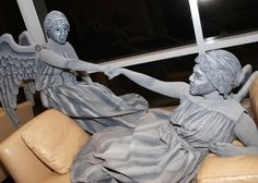 Weeping Angel Doctor Who Cosplay