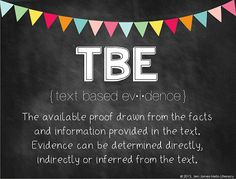 "Common Core Reading Standard 1 - Text Based Evidence & Motivating Generation Z To ""Cite Specific Textual Evidence"""