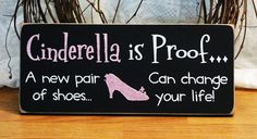 Cinderella Is Proof A New Pair Of Shoes Can Change Your Life, $10.95