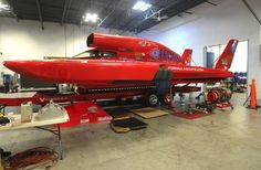 A high-performance racing boat that has competed internationally now calls Monroe MI its home port. Read about the hydroplane at monroenews.com