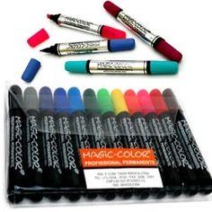 Marcador Magic Color