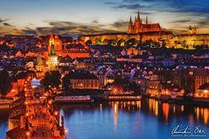 Prague, Czech Republic - Missing Praha today