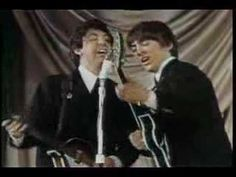 The Beatles- She Loves You (1963 Live)