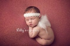 Enchanted Shimmer Designs Claire Headband