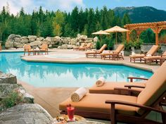 Four Seasons Resort, Whistler