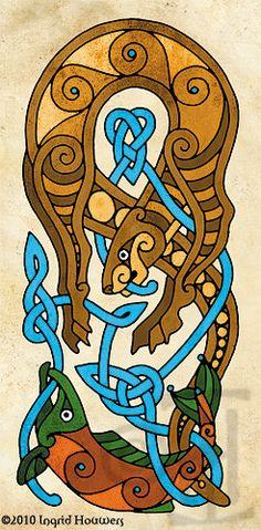 Madra Uisce by Illahie.deviantart.com on @deviantART