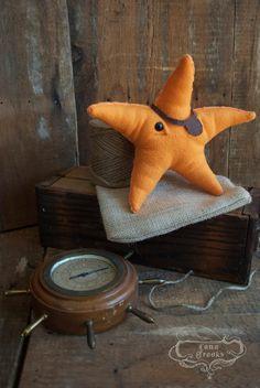 Plush Sea Star
