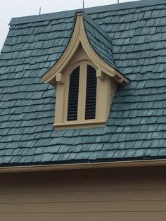 WDW swoop roof on dormer