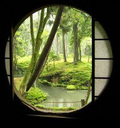 窓, window