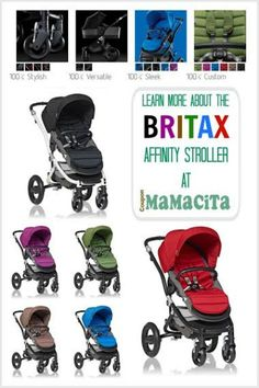 Britax FREE Ride Event is going on now until Sept. 28! Buy an Affinity Stroller, Get a Bassinet or Car seat FREE! #Safeconbritax #britax