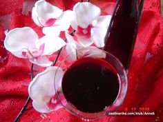 try it.. :) Blueberry liqueur - home made..
