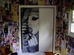 I want my closet door to be this!!!!!!!