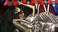 Gods of the Modern World/ José Clemente Orozco