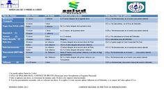 Panamá: Esquema Nacional de Vacunación 1-4 años_2013