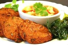 Thai Crispy Shrimp Cakes (Tod Mun Goong) Recipe http://www.pinoyrecipe ...