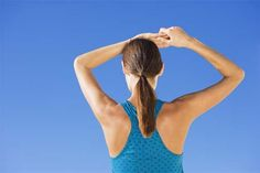 Shoulder Bursitis Exercises - good for rotator cuff