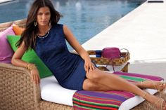 Easy elegance from Lauren Resort 2014