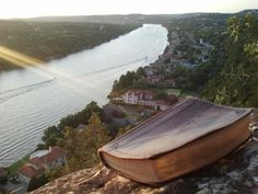 Mt. Bonnell..everyone needs a beautiful spot in their life to clear their head.