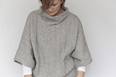 Ravelry: Chaleur pattern by Julie Hoover pattern search