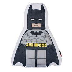 #Batman Shaped Cushion from @Asda - Batman does not require hugs. Nope, no Bat-hugs here. Move along. £7