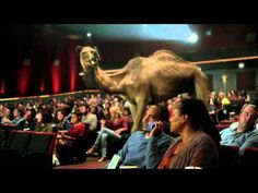 Hump Day Camel: Movie Day!