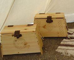 Viking boxes w/Plans