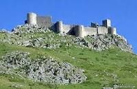 Yılankale, Yilan, Ilan-kale, or Castle of the Snakes is a large medieval crusader castle located east of Adana in modern Turkey, built on a rocky hill overlooking the east bank of the Ceyhan river.