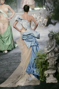 Christian Dior Couture Fall 2005