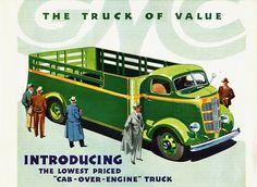 1937 GMC C.O.E. ad
