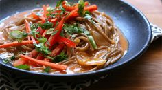 Curried Soba Noodle Soup | Recipes - PureWow