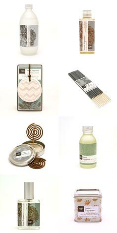 Rain home fragrance