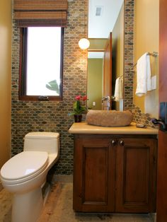 Earth tone decor on pinterest for Bathroom ideas earth tones