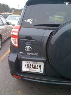 Khan, star trek