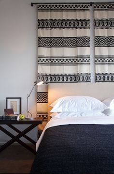 5 Favorites: Textiles as Headboards : Remodelista