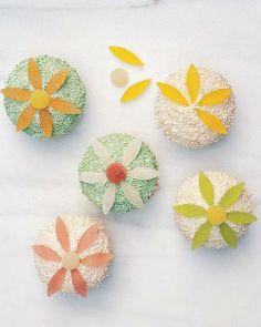 Easter Cupcakes // Spring Cupcakes Recipe